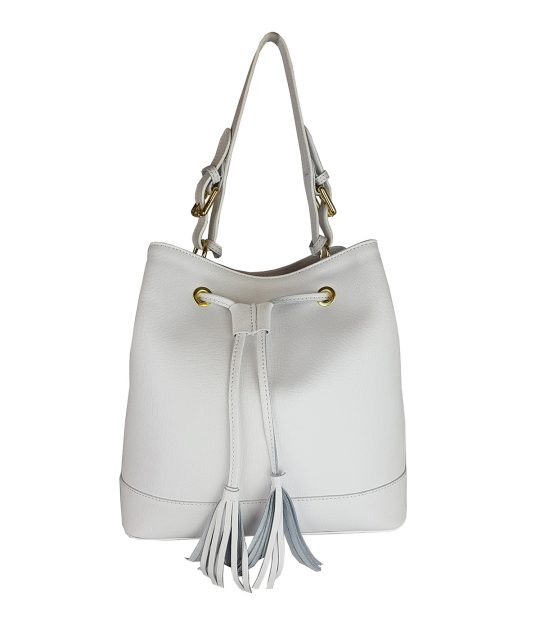 FG Bag Saffiano White