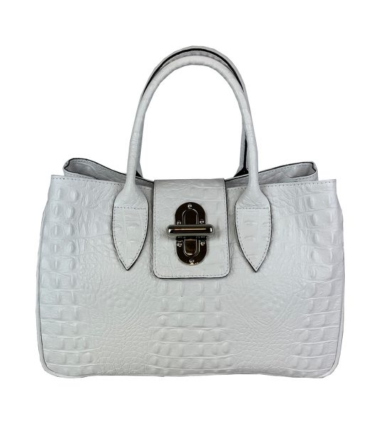 FG Bag Ugo white