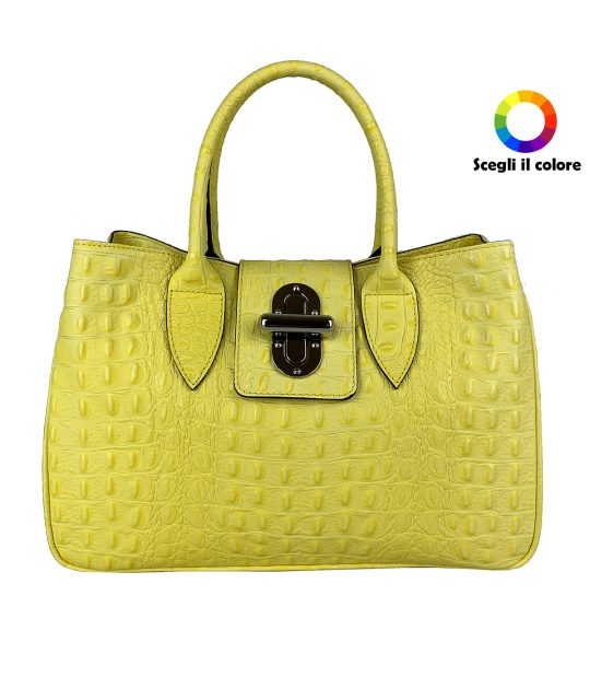 FG Bag Ugo yellow