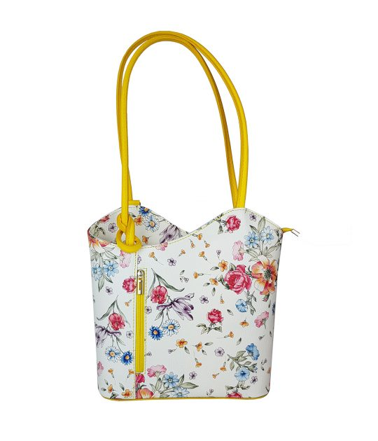 FG Bag Backpack flowers yellow