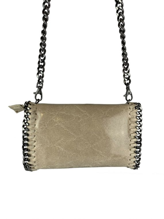 FG Clutch taupe