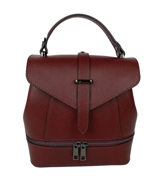 FG Mini Zaino Bordeaux