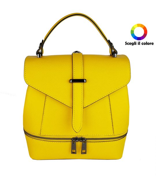 FG Mini Backpack Yellow