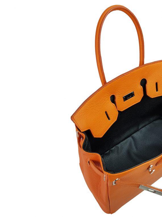 FG borsa maria arancione