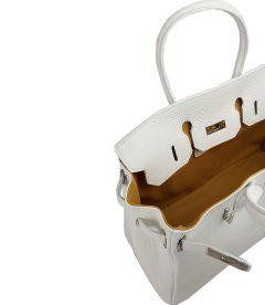 FG borsa maria bianco