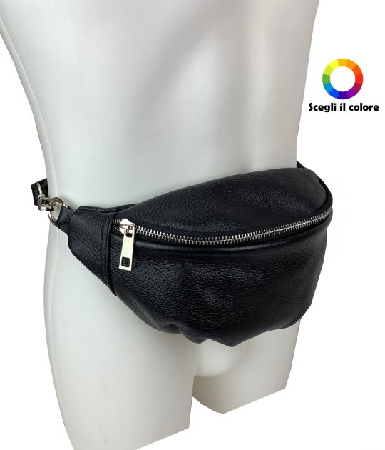 FG Pouch Woman Black