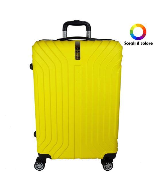 fg großer wagen Gelb