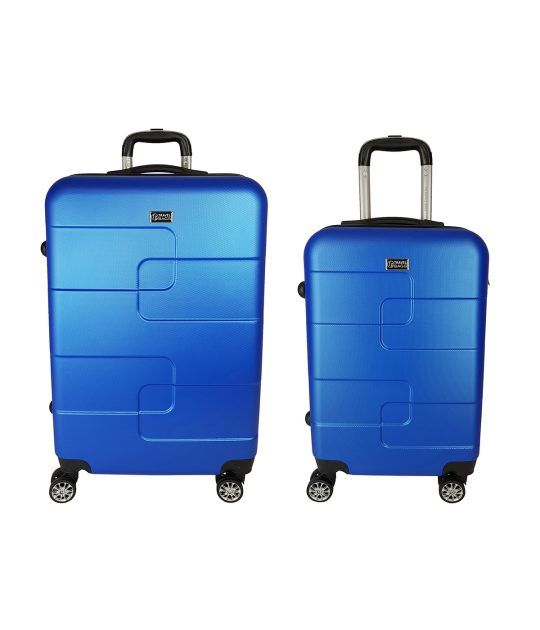 FG Couple Trolley Blue