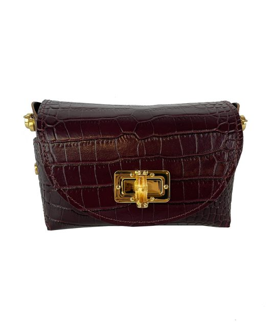 FG Bag Cristina Bordeaux