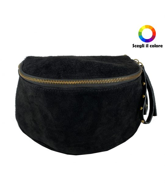 FG Pouch Bag Black